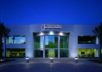 METAGENICS CORPORATE HEADQUARTERS